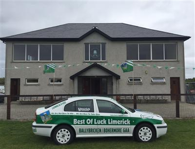 Best of Luck Limerick ..