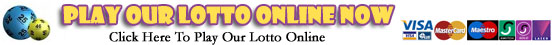 Play Our Online Lotto